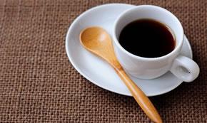 コーヒーを残す人