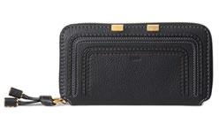 黒の財布です。